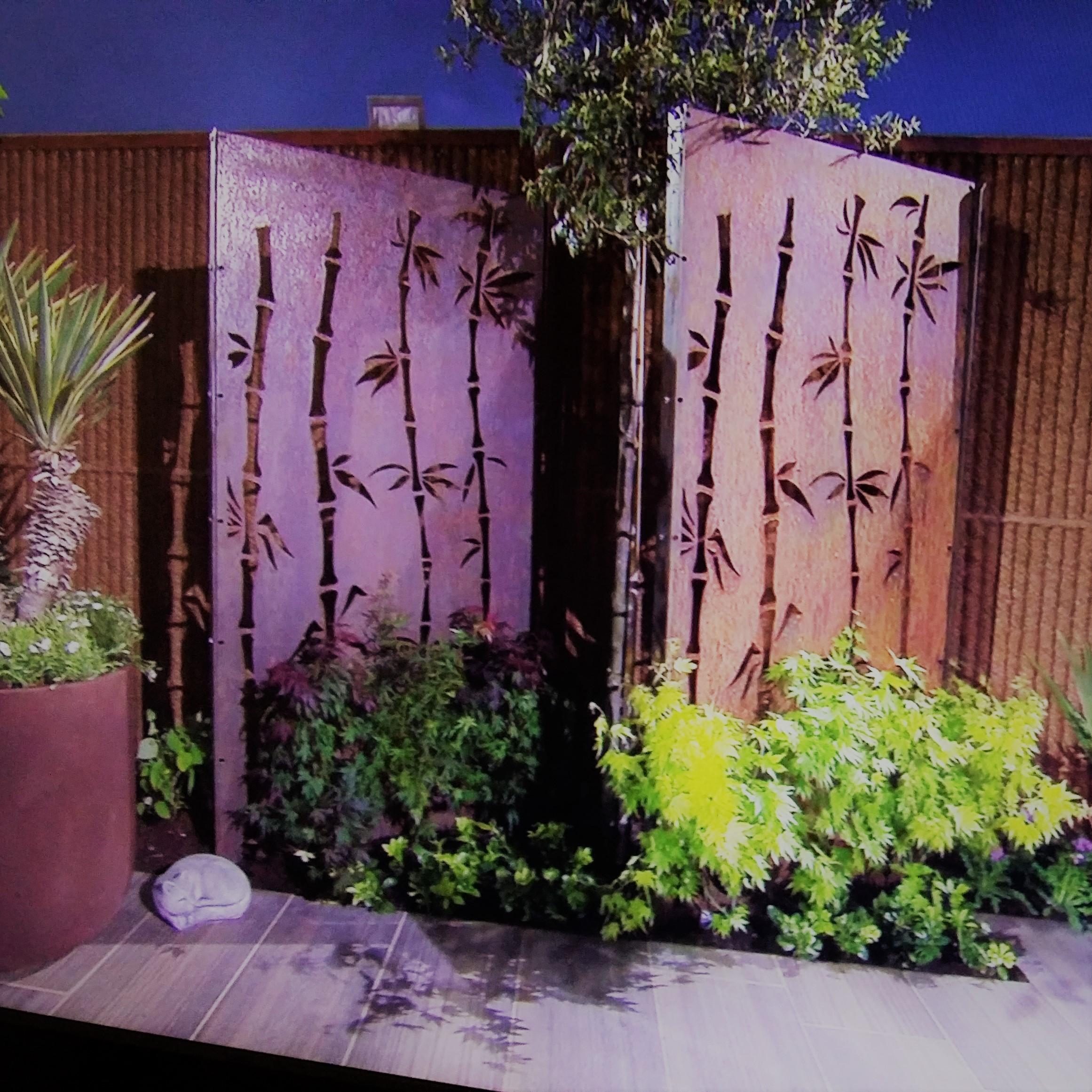Tuinornament Bamboe